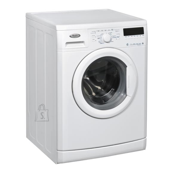 Whirlpool eestlaetav pesumasin 1000p/min