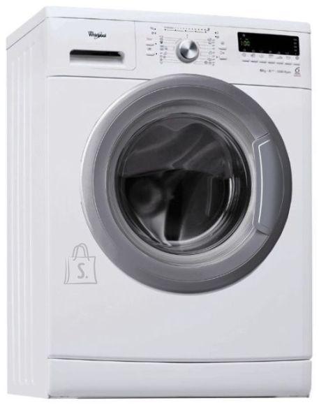 Whirlpool eestlaetav pesumasin 1200p/min