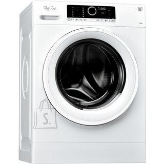 Whirlpool eestlaetav pesumasin 1400p/min