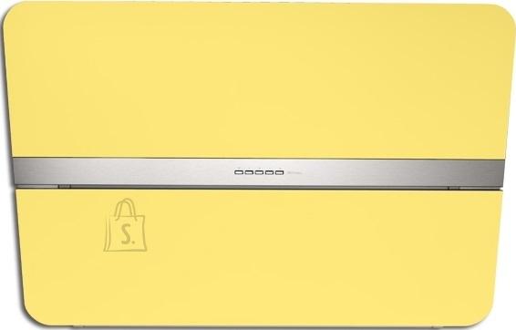 Falmec seina-õhupuhastaja Flipper kollane