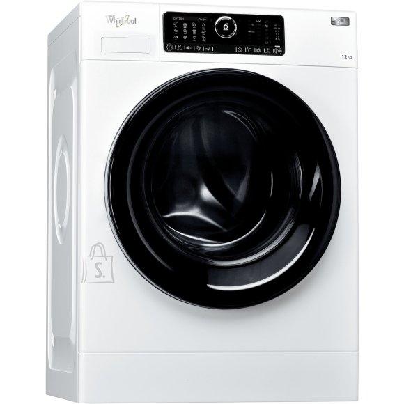 Whirlpool pesumasin, eestlaetav, 12 kg, A+++, 1400 p/min