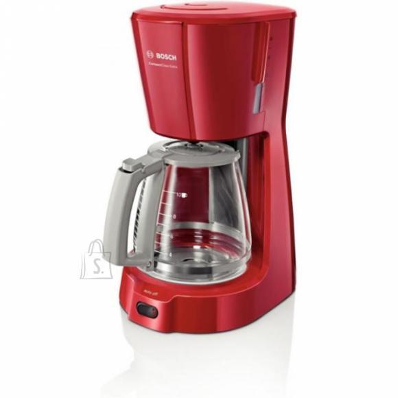 Bosch kohvimasin, 900-1100W, punane