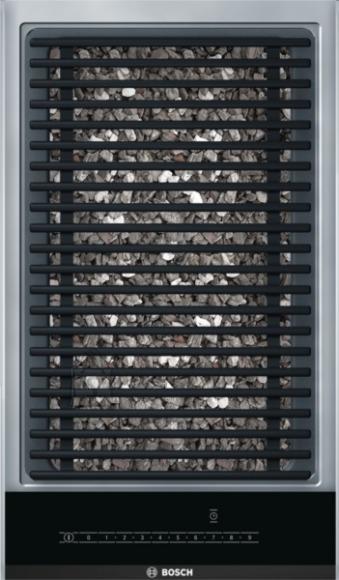 Bosch laavakivigrill, domino, 30 cm, RV ääred