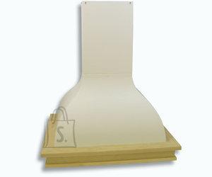 Falmec Seina õhupuhastaja IRIS MALIZIA 120cm, 600m3/h, halogeen 2x18W, raam viimistlemata, valge