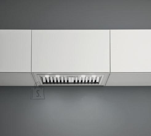 Falmec Integreeritav õhupuhastaja GRUPPO INCASSO 80cm PRO, 950 m3/h, LED 4x1,2W (3200K), rv teras AISI304