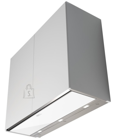 Falmec Integreeritav õhupuhastaja MOVE valge 90cm, 800m3/h, LED 3x1,2W (3200K), rv teras AISI304/valge klaas