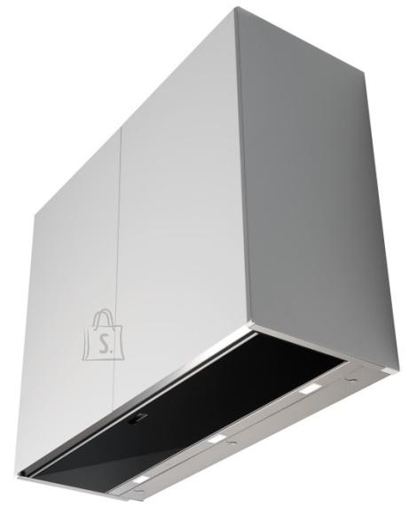 Falmec Integreeritav õhupuhastaja MOVE must 90cm, 800m3/h, LED 3x1,2W (3200K), rv teras AISI304/must klaas