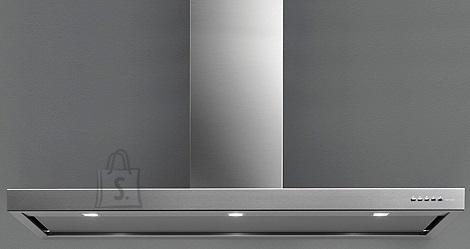 Falmec Seina õhupuhastaja PLANE TOP 120cm, 800m3/h, LED 3x1,2W (3200K), sõrmejäljevaba rv teras Fasteel