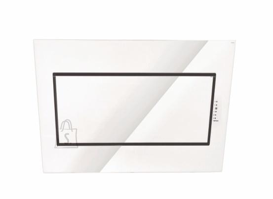 Falmec Seina õhupuhastaja QUASAR, 120cm, 800m3/h, LED 3x1,2W (3200K), valge klaas