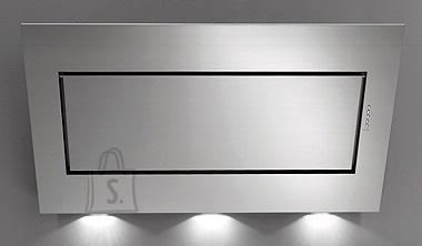 Falmec Seina õhupuhastaja QUASAR TOP 120cm, 800m3/h, LED 3x1,2W (3200K), sõrmejäljevaba rv teras Fasteel