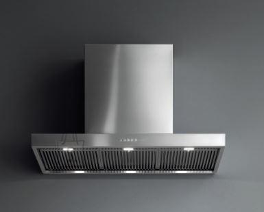 Falmec Seina õhupuhastaja MARTE 90cm PRO, 950 m3/h, LED 3x1,2W (3200K), rv teras AISI304