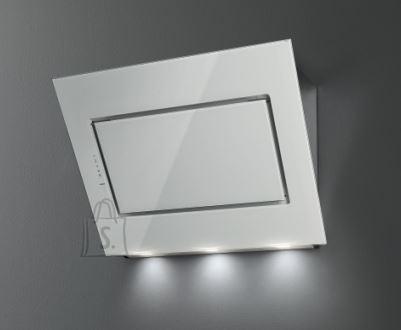 Falmec Seina õhupuhastaja QUASAR 90cm A+, 800m3/h, LED 3x 1,2 (3200K), valge klaas