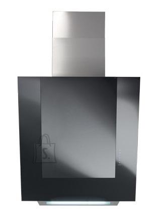 Falmec Seina õhupuhastaja ARIA, 80cm NRS, 800m3/h, LED-riba 10W (5500K), max 52dB, rv teras AISI304/must, max 53dB