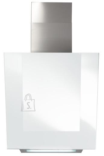 Falmec Seina õhupuhastaja ARIA, 80cm NRS, 800m3/h, LED-riba 10W (5500K), rv teras AISI304/valge, max 53dB