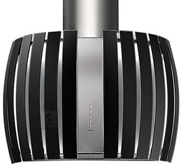 Falmec Seina õhupuhastaja PRESTIGE 65cm, 800m3/h, LED 4x1,2W + LED riba, rv teras AISI304/must