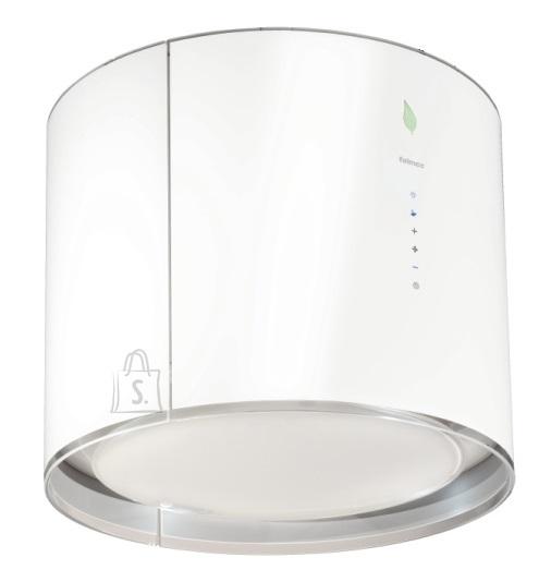 Falmec Seina õhupuhastaja EOLO E-ION 45cm, 450 m3/h, LED 4x1,2W (3200K), valge