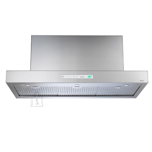 Falmec Seina õhupuhastaja LIBRA E-ION 90cm, 600 m3/h, LED 3x1,2W (3200K), rv teras AISI 304
