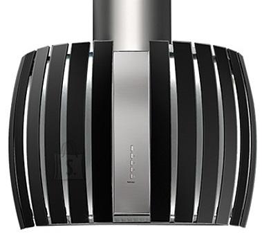 Falmec Saare õhupuhastaja PRESTIGE 75cm, 800m3/h, LED 4x1,2W + LED riba, rv teras AISI304/must