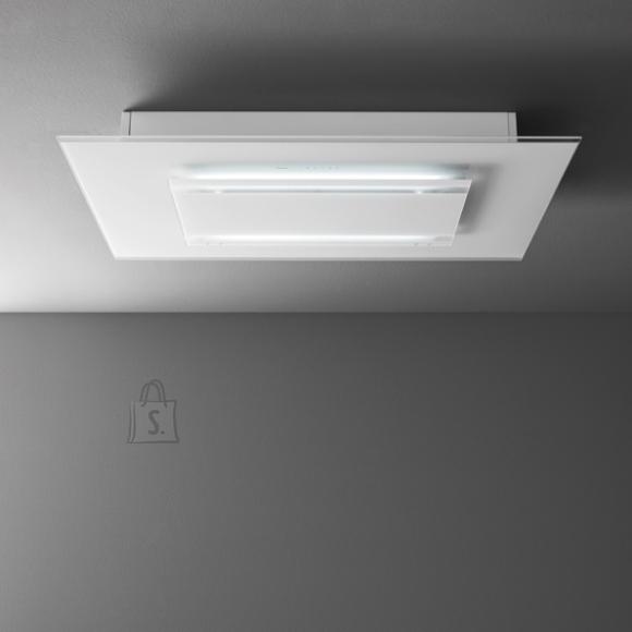 Falmec õhupuhastaja lakke AURA 120cm, 600 m3/h,LED 2x14W (5500K), valge