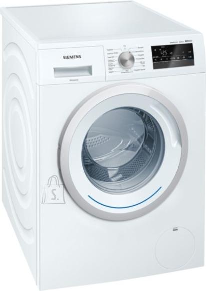 Siemens pesumasin, eestlaetav, 7 kg, 1400 p/min, A+++, valge