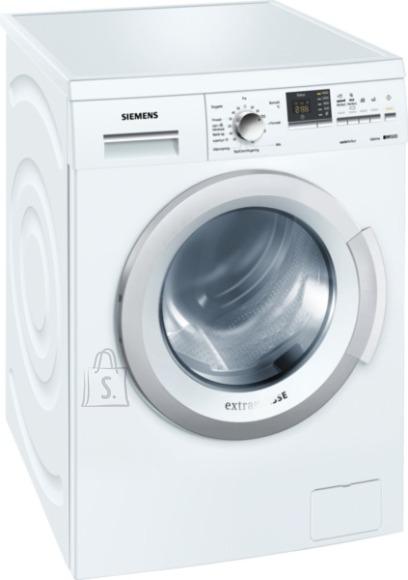 Siemens pesumasin, eestlaetav, 8 kg, 1400 p/min, A+++, valge