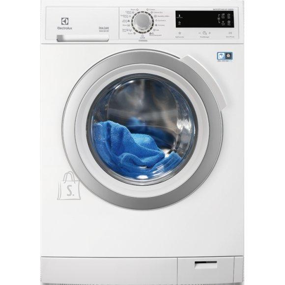 Electrolux kuivatiga pesumasin, 9/6 kg, 1600p/min, LCD, valge