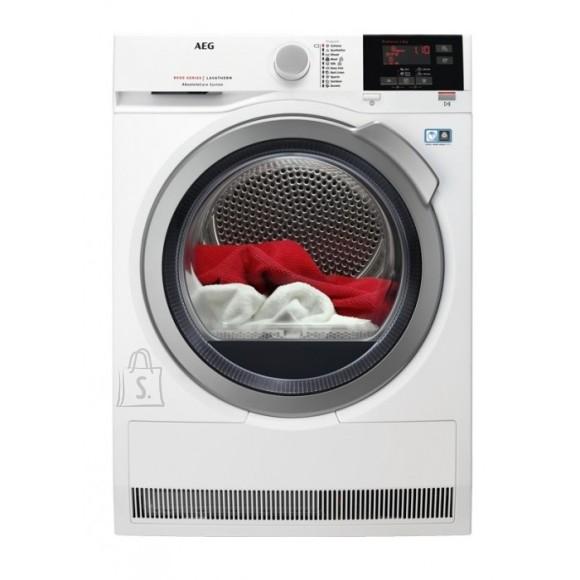 AEG soojuspumbaga pesukuivati A++