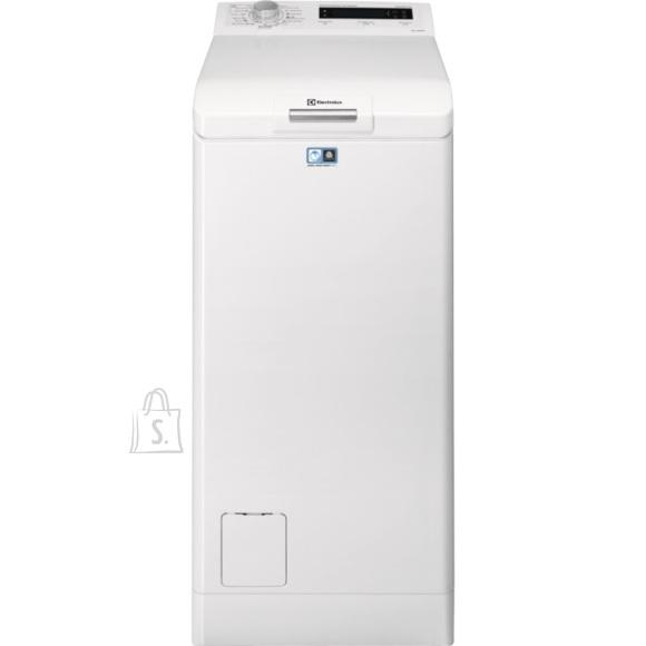 Electrolux EWT1567VIW pealtlaetav pesumasin 1500 p/min
