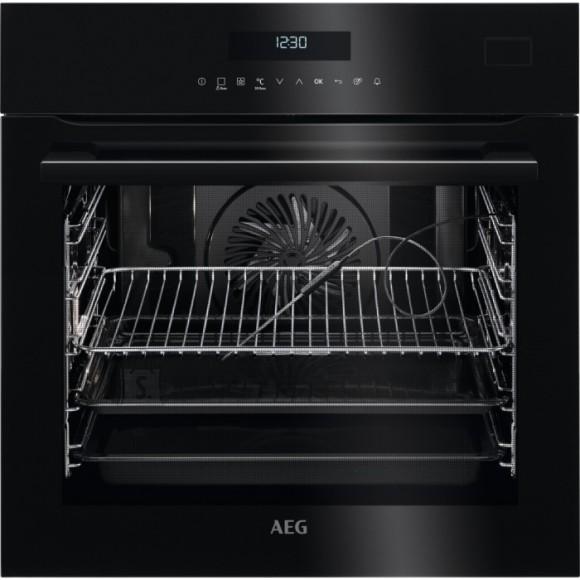 AEG integreeritav auru-kombiahi
