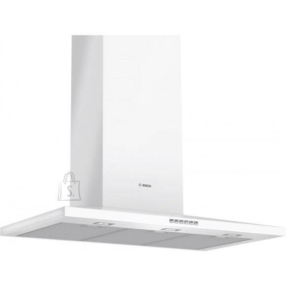Bosch Õhupuhastaja Bosch, seina, 90 cm, A+, 460 m3/h, 65 dB, valge