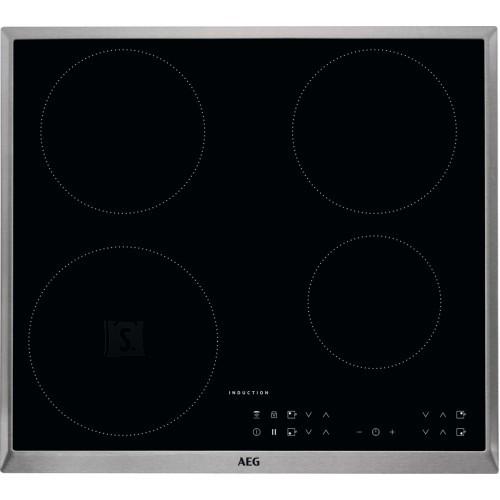 AEG Pliidiplaat AEG, 4x induktsioon, 60 cm, must, RV raam