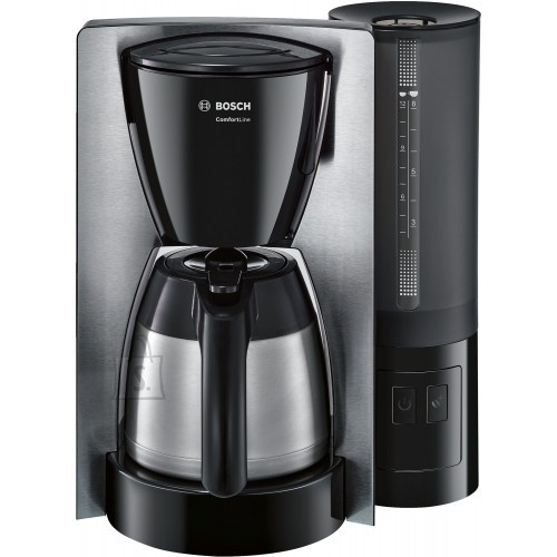 Bosch Kohvimasin Bosch, 1200 W, rv-teras/must