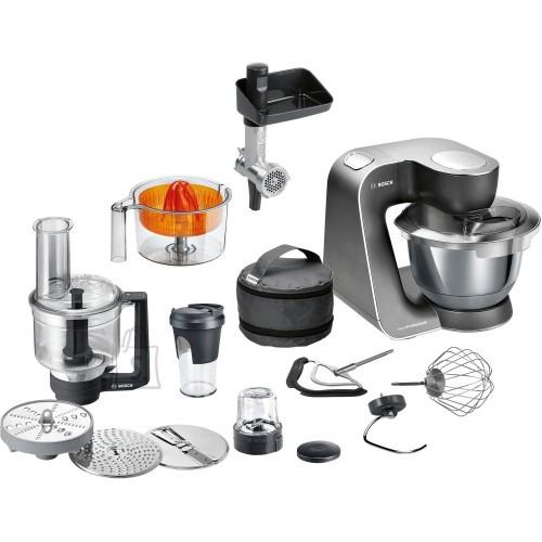 Bosch Köögikombain Bosch, 1000 W, must/hõbe, HomeProfessional