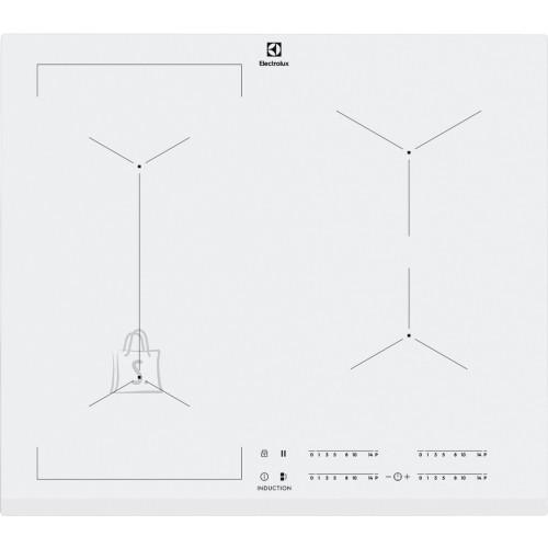Electrolux Pliidiplaat Electrolux, 4 x induktsioon, 60 cm, valge, faasitud esiserv