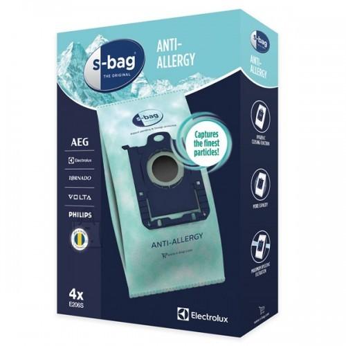 Electrolux Electrolux tolmukotid S-bag Anti-Allergy, 4 tk