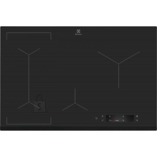 Electrolux Pliidiplaat Electrolux, 4 x induktsioon, 78 cm, faasitud esiserv, tumehall
