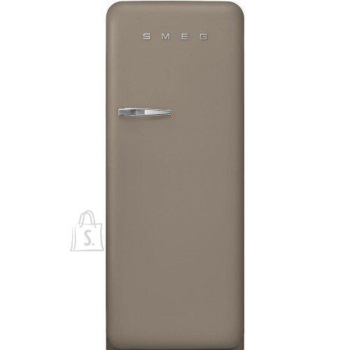 Smeg Külmik Smeg, 50-ndate stiil, 150 cm, A+++, 38 dB, elektrooniline juhtimine, taupe