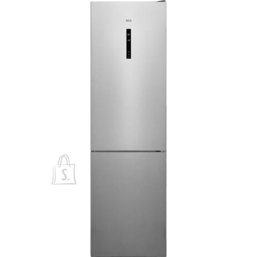 AEG Külmik AEG, 201 cm, A++, FrostFree, 42 dB, rv teras, 244/94 l