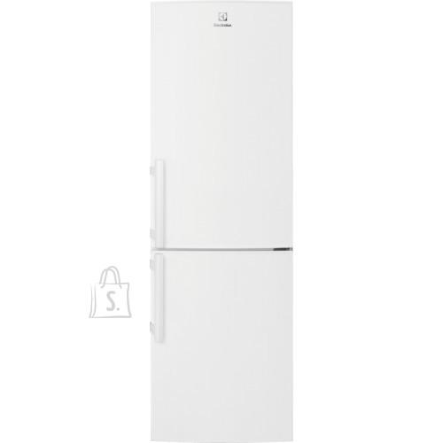 Electrolux Külmik Electrolux, 185 cm, A++, 220/109 l, 40 dB, LowFrost, valge