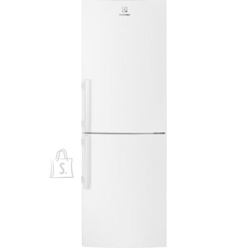 Electrolux Külmik Electrolux, 175 cm, A++, 194 /109 l, 40 dB, LowFrost, valge
