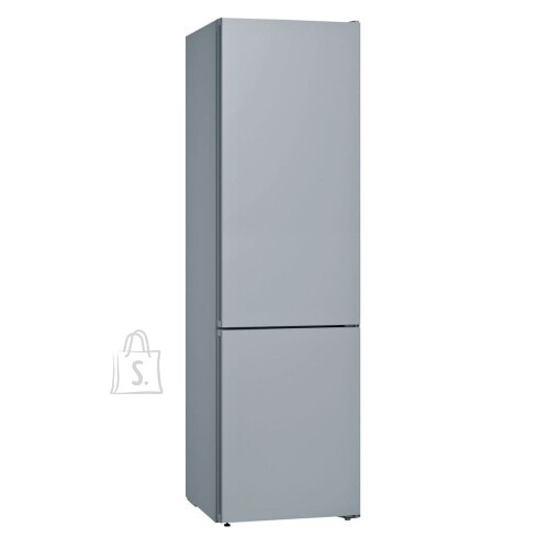 Bosch Külmik Bosch, VarioStyle, 203 cm, 297/87 l, A++, NoFrost, 39 dB, elektrooniline juhtimine, rv teras