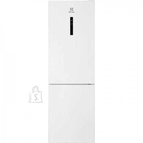 Electrolux Külmik Electrolux, 186 cm, A++, 42 dB, elektrooniline juhtimine, valge, 208/94 l
