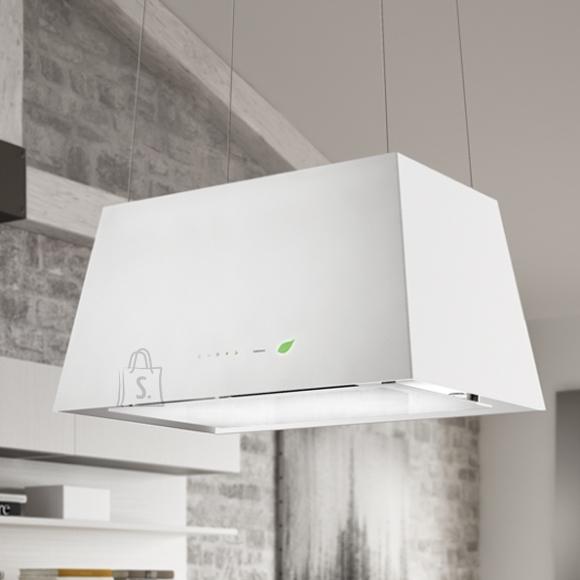 Falmec Saar-õhupuhastaja Falmec Lumiere, 67 cm, 450 m3/h, valge klaasFalmec