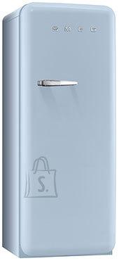 Smeg FAB28RAZ1 50-ndate stiil, 151cm, A++, pastellsinine külmkapp