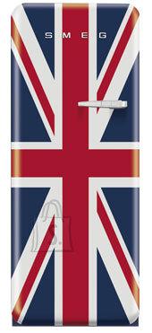 Smeg teisaldatav külmkapp, 50-ndate stiilis, 151 cm, 40 dB(A), Union Jack
