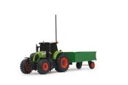 Jamara raadioteel juhitav traktor Claas RC Axion 850 treileriga