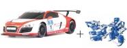 Jamara raadioteel juhitav auto Audi R8 LMS Performance + kingitus