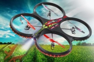 Jamara droon Flyscout kaameraga
