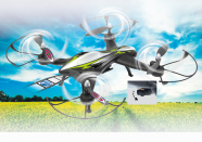 Jamara droon F1X Quadro Altitude Wifi FPV kaameraga