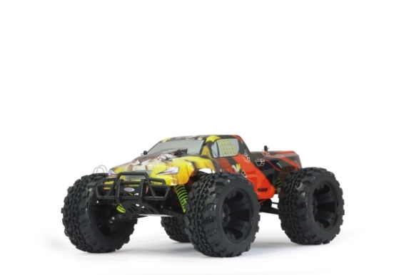 Jamara raadioteel juhitav auto Monstertruck Tiger